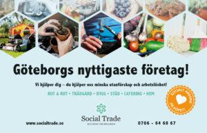 göteborgs nyttigaste företag